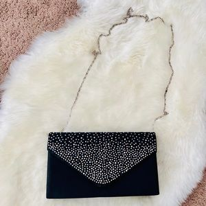 ✨Sale✨Sexy Black Evening Clutch Bag